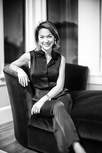Emily Chang (journalist) - Image: Emily Chang Bloomberg