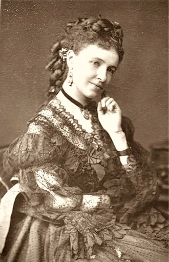 Emma Albani - Image: Emma Albani
