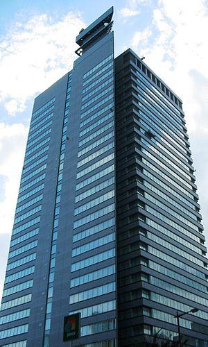 Tohoku Electric Power - Tohoku Electric Power headquarters in Aoba-ku, Sendai
