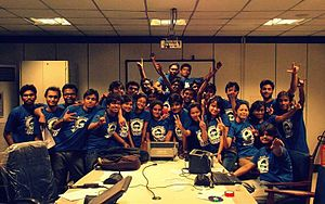 Government College of Engineering and Leather Technology - Enginerds '13 Core Team