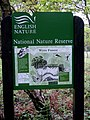 English Nature National Nature Reserve information board in Wyre Forest - geograph.org.uk - 1310673.jpg