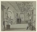 Entrance Hall of Mr Chas. Green's house, Savannah Ga, now occupied as Head Quarters by Gen Sherman.jpg