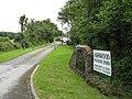 Entrance To Ashwood Holiday Park, Templeton - geograph.org.uk - 1414725.jpg