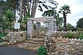 Entrance to Homeyards Botanical Garden, Shaldon - geograph.org.uk - 1121310.jpg