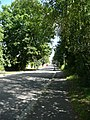 Entrance to the village centre on Portsmouth Road in Liphook, Hampshire, England 2.jpg
