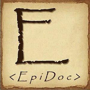 EpiDoc - EpiDoc Logo