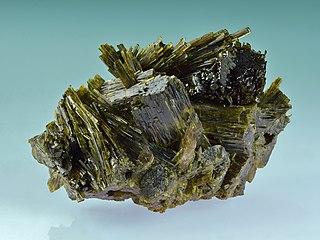 Epidote Sorosilicate mineral