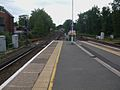Epsom station platform 1 look south3.JPG