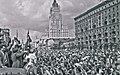 Eröffnung des Festivals - Fahrt zum Leninstadion-06.jpg