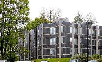 Bryn Mawr College - Erdman Hall