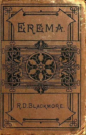 Erema - Cover of the 1877 edition