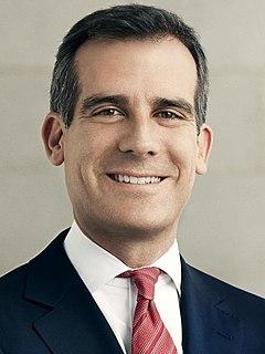 Mayor of Los Angeles American politician