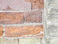 Eroded bricks sw corner of front and frederick, 2013 02 18 -ax.JPG - panoramio.jpg