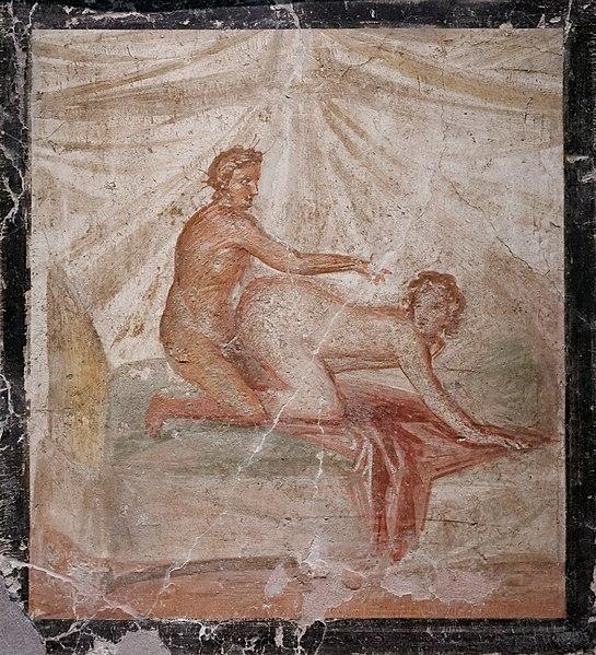 File:Erotic scene Pompeii MAN Napoli Inv27696.jpg