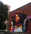 Erykah Badu wall art, Wellesley Rd, SUTTON, Surrey, Greater London (4).jpg