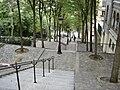 Escaliers de Montmartre (Rue Foyatier) - panoramio.jpg
