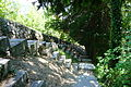 Escaliers fortifications Bastille - Grenoble.JPG
