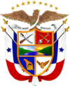 Coat of arms of República de Panamá
