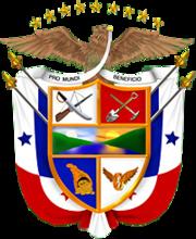 Escudo armas Panama