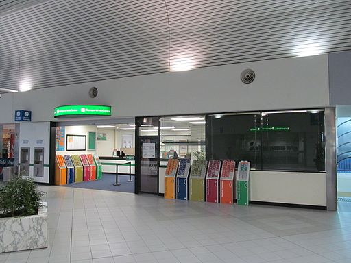 Esplanade Busport info centre