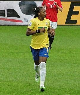 Ester Aparecida dos Santos Brazilian footballer