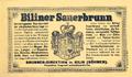 Etiketa Biliner Sauerbrunn německy 1887.png