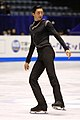 Evan Lysacek at 2009 Grand Prix Final.jpg