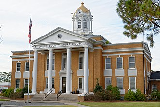 Evans County Courthouse - Evans County Courthouse