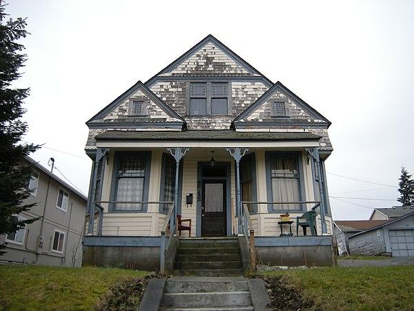 Architect Washington State Home Design