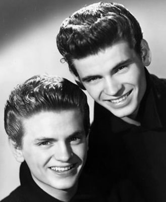 Everly Brothers - Cropped