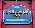 Excelsior Inn Sign in Eugene, Oregon (31929539222).jpg
