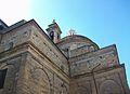 Exterior de la basílica de San Lorenzo, Florència.JPG
