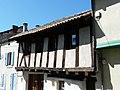 Eymet maisons à colombages (2).JPG