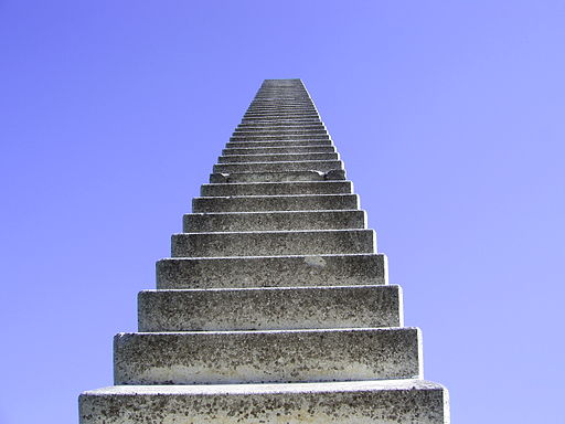 Ezra Orion, Stairs to the Sky (2531527122)