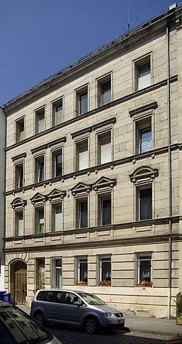 Goethestraße in Fürth