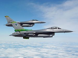 F-16Cs Vermont ANG in flight 2007.jpg