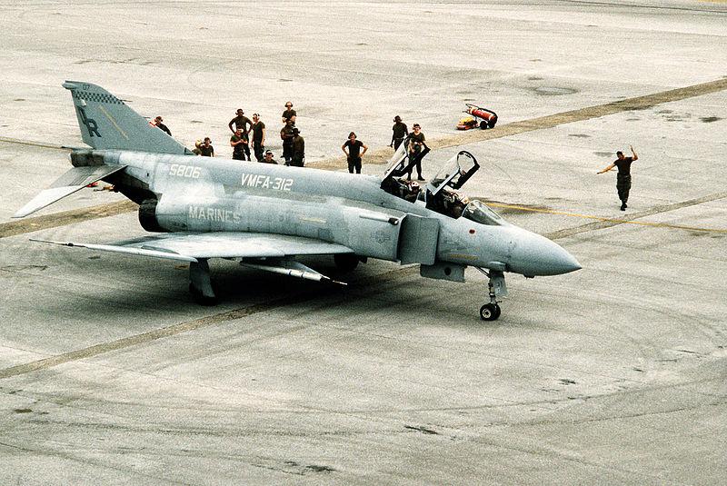 F-4N Phantom II 152229 of VF-302 ND-202 | This Phantom of