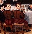 FAMILY SAYING GRACE ANTHONIUS CLAEISSINS C 1585 detail 1.JPG