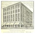 FARMER(1884) Detroit, p879 BANNER TOBACCO COMPANY'S WORKS, 53, 55, 57, AND 59 LARNED STREET, CORNER OF RANDOLPH. BUILT IN 1884.jpg