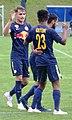 FC Liefering versus FC Bayern München UDreiundzwanzig 02.jpg
