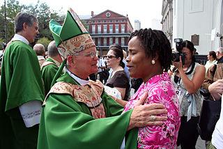 Alfred Clifton Hughes Roman Catholic archbishop