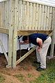 FEMA - 44260 - FEMA Housing Official Inspects Temporary Housing Unit in MS.jpg