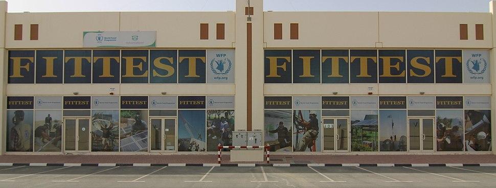 FITTEST Warehouse in Dubai