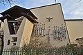 Façade and bell tower Pallottihaus.jpg