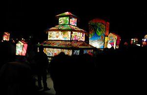 Carnival of Basel - Morgestraich - Basler Fasnacht 2003