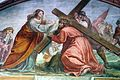 Fabrizio boschi, cristo verso il calvario e la veronica, 1613, 02.jpg