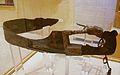 Falcata i beina, necròpoli de la Serreta, Museu Arqueològic d'Alcoi.JPG