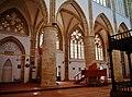 Famagusta - Gazimagusa Lala-Mustafa-Pasha-Moschee (Nikolauskathedrale) Innen Langhaus Ost 4.jpg