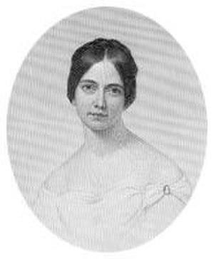 Virginia Eliza Clemm Poe - Frances Sargent Osgood