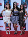 Femme Fatales Red Carpet - Sierra Love, Kristen DeLuca, Crystle Lightning (7188897605).jpg